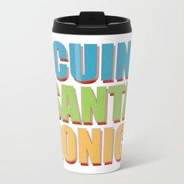 CUIN SANTA MONICA Travel Mug