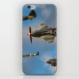Vintage Aircraft iPhone Skin