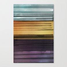 Amanda Wants Stripes Canvas Print