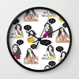 Kenya Multi Wall Clock