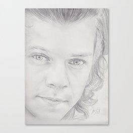 Harry Styles 0.2 Canvas Print