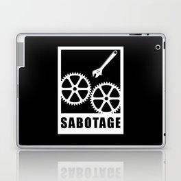 Sabotage Laptop & iPad Skin