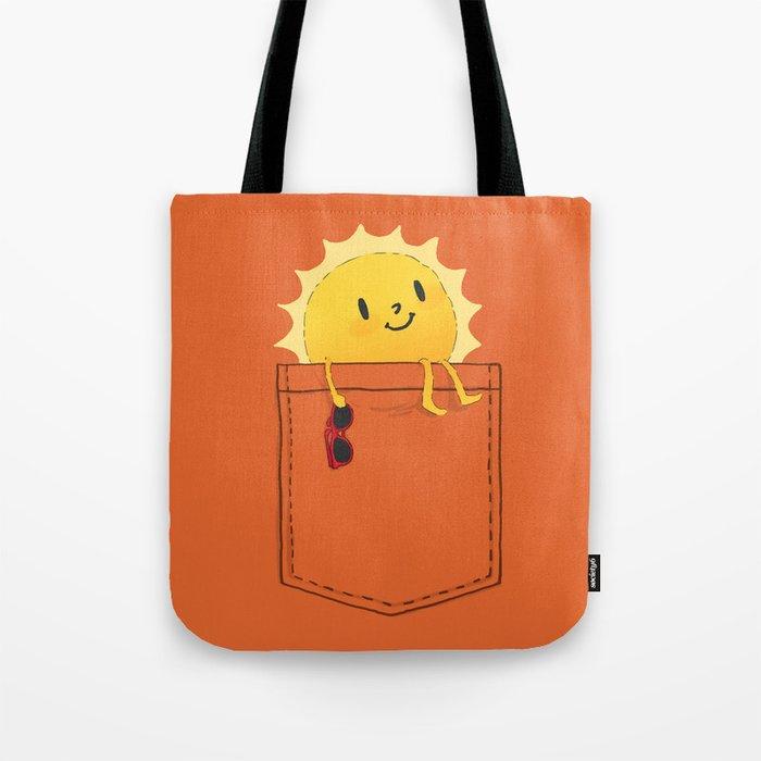 Pocketful of sunshine Umhängetasche