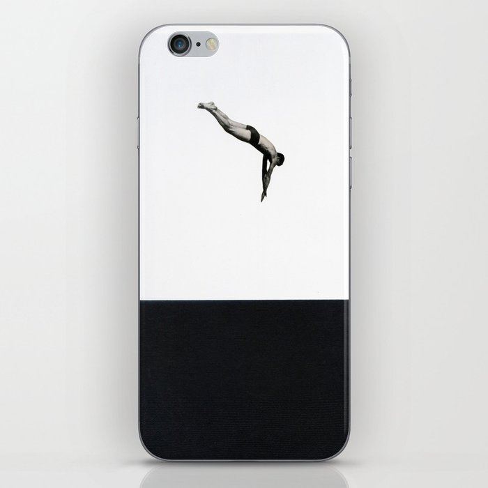 Dive iPhone Skin