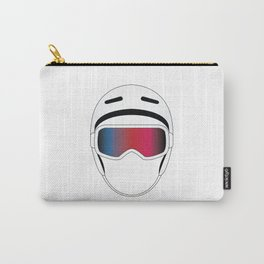 Snowboard Helmet and Goggles Carry-All Pouch