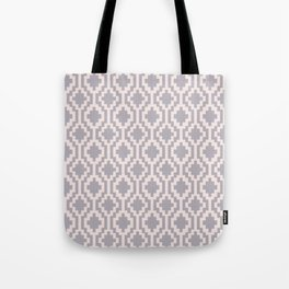 Mapuche Mauve Blush Tote Bag