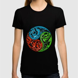 POKéMON STARTER: THREE ELEMENTS T-shirt