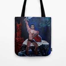 Adventures in Avaland  Tote Bag