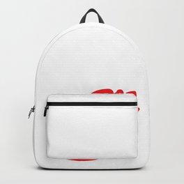 Fireball Logo Backpack
