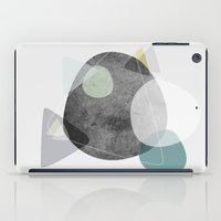 50s iPad Cases featuring Graphic 112 by Mareike Böhmer