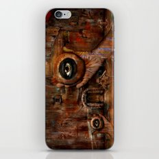 Aufmerksamkeitswahn ! iPhone & iPod Skin