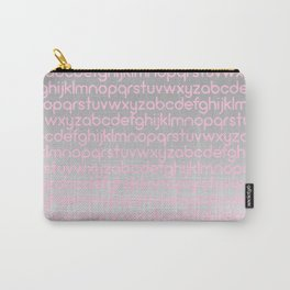 ABC 04 Carry-All Pouch