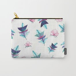 lotus & leaf! Carry-All Pouch