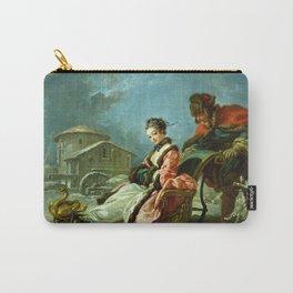 "François Boucher ""The Four Seasons, Winter"" Carry-All Pouch"