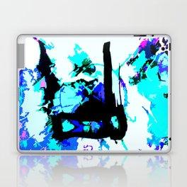 match stick in ice Laptop & iPad Skin