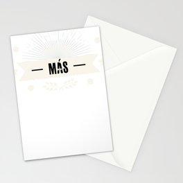 El abuelo mas chingon tee mexican grandpa grandad Stationery Cards