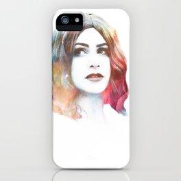 Deity II iPhone Case