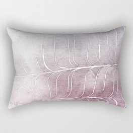 Finee Finese Mauvelous Rectangular Pillow