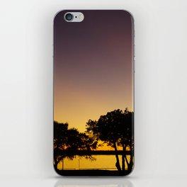 Waco, TX-Tree Shadows iPhone Skin