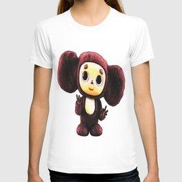 Cheburashka ( Чебурашка ) T-shirt