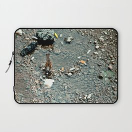 Bird in Bucharest Laptop Sleeve