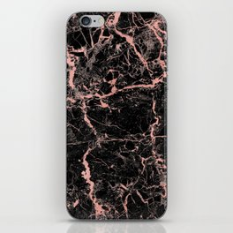 Marble Rose Gold - Someone iPhone Skin