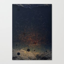 Sequence2 Canvas Print