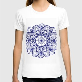 Chinese Lucky Pattern T-shirt