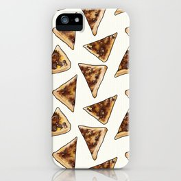 Vegemite on Toast Dreams in white iPhone Case