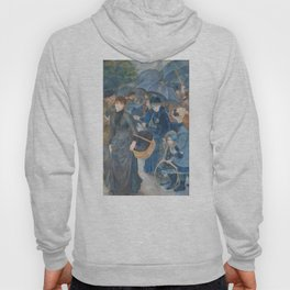 Auguste Renoir - The Umbrellas Hoody