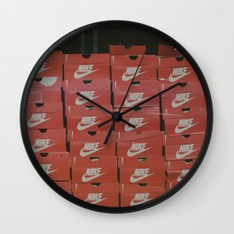 Kicks Wall Clock