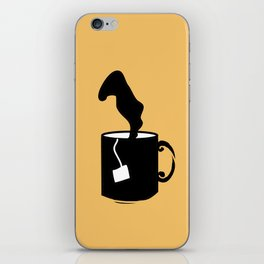 Cooling Mug iPhone Skin