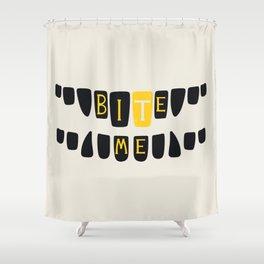 B/TE ME Shower Curtain
