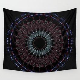 Buddhist Mandala- Bohemian sacred geometry Wall Tapestry