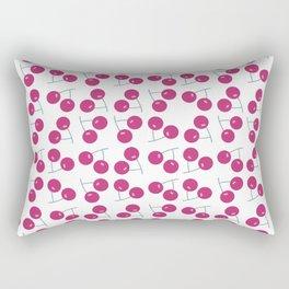 An Fruit Human Rectangular Pillow