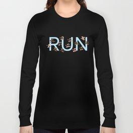 Keep on Running Long Sleeve T-shirt