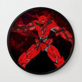 Ultracrash 6 Wall Clock