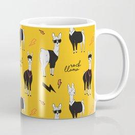 Rock llama Coffee Mug