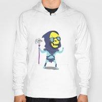 skeletor Hoodies featuring Skeletor by Rod Perich