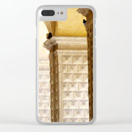 Arcades Clear iPhone Case