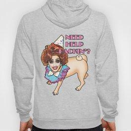 Bianca Del Rio - Pug - Need Help Packin'? Hoody