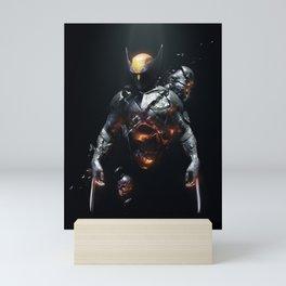 Logan Demons Dreaming Mini Art Print