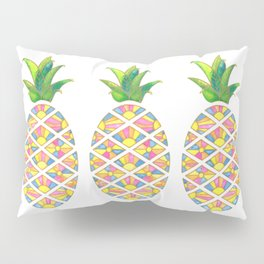 Pineapple Sunrise Pillow Sham