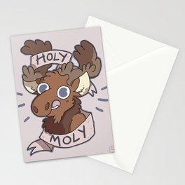 Holy Moly Stationery Cards