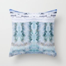 Groundswell Throw Pillow