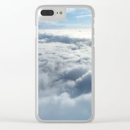Above Clear iPhone Case