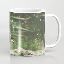 Summer Afternoon at the Pond Coffee Mug