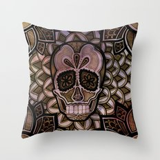 Azucar Throw Pillow