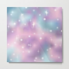 Pastel sky for the dreamers of the dreams Metal Print