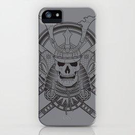 Bushido iPhone Case